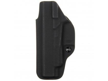 IWB - Glock 48 Rail - vnitřní kydexové pouzdro - poloviční sweatguard - ns - černá