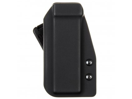 SPORT - PCC - Glock 33 ranný - kydexové pouzdro na 1 zásobník - černá
