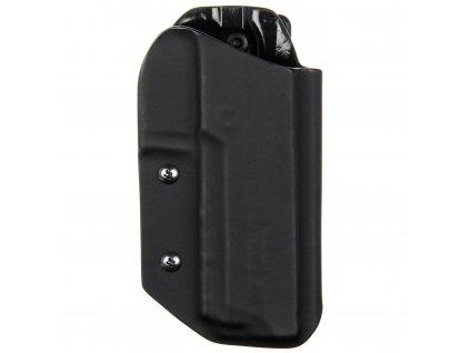 IPSC - SIG Sauer P320 Full-Size/X-Five - sportovní kydexové pouzdro - černá