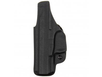 IWB - Walther P99 - vnitřní kydexové pouzdro - plný sweatguard - ns - černá