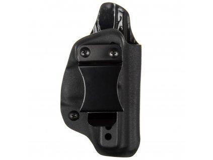 IWB - Walther PPK - vnitřní kydexové pouzdro - plný sweatguard - ns - černá