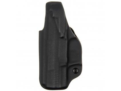 IWB - Walther P22 - vnitřní kydexové pouzdro - plný sweatguard - ns - černá