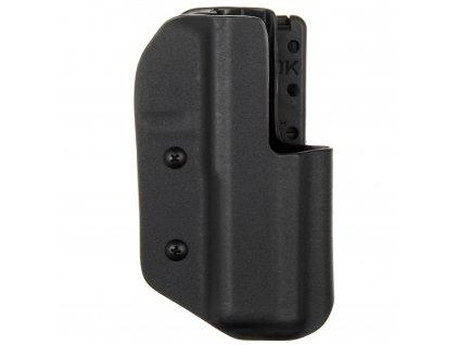 IPSC - CZ Shadow 2 - sportovní kydexové pouzdro - kydex 2,5 mm - černá