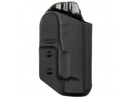"""IPSC - Walther PPQ 5"""" - sportovní kydexové pouzdro - černá"""