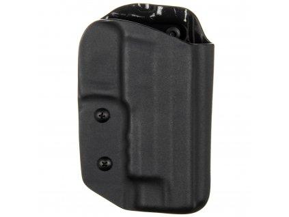 IPSC - SIG Sauer P226 Rail - sportovní kydexové pouzdro - černá