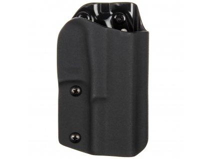 TAC - Glock 19/23/32 - Glock 19X/45 - taktické kydexové pouzdro - černá