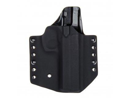 Kydexové pouzdro na zbraň CZ 97 B - vnější, černá