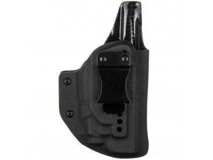 IWB - Glock 17/22/31 + Streamlight TLR-8 - vnitřní kydexové pouzdro - plný sweatguard - ns - černá