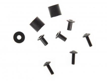 Šroubky pro TAC - taktické/služební kydexové pouzdro
