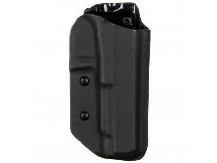 IPSC - Glock 34 - sportovní kydexové pouzdro - černá