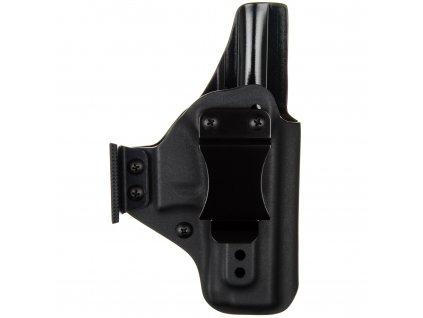 AIWB - Glock 19 MOS - Glock 19X/45 MOS - appendix vnitřní kydexové pouzdro - plný sweatguard - ns - černá