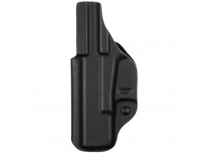IWB - Glock 19 MOS - Glock 19X/45 MOS - vnitřní kydexové pouzdro - plný sweatguard - ns - černá