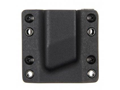 OWB - SIG Sauer P365 - vnější kydexové pouzdro na 1 zásobník - bez sweatguardu - černá/černá