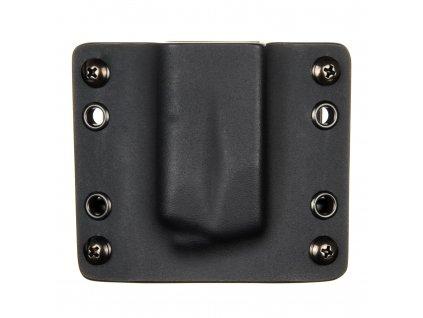 OWB - SIG Sauer P226 - vnější kydexové pouzdro na 1 zásobník - bez sweatguardu - černá/černá