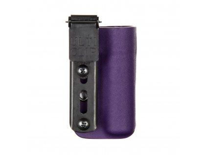 IWB - vnitřní kydexové pouzdro na ESP Compact - bez sweatguardu - ns - fialová