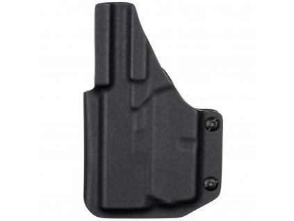 IWB - Glock 43X Rail MOS + Streamlight TLR-6 - vnitřní kydexové pouzdro - plný sweatguard - ns - černá