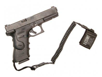 pistolove pojistne lanko se snurkou blackhawk