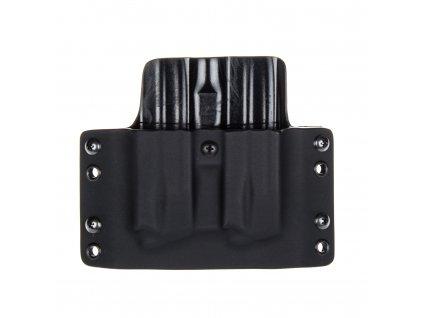 """Kydexové pouzdro na zásobníky Springfield XDM 3.8"""" - vnější, černá"""