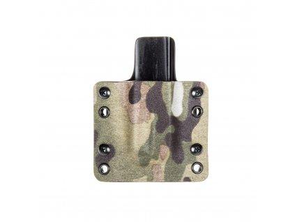 Kydexové pouzdro na zásobník CZ 75 SP-01 Shadow - vnější, multicam/černá