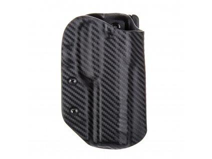 Sportovní kydexové pouzdro na zbraň CZ Shadow 2 - vnější, carbon