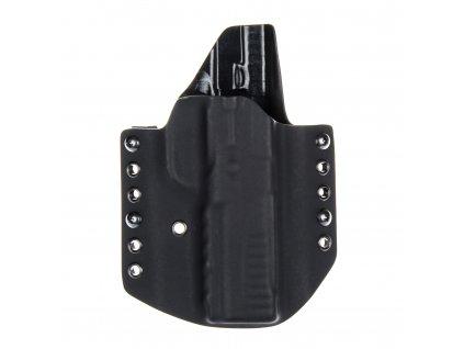 OWB - Arsenal Firearms STRIKE ONE - vnější kydexové pouzdro - poloviční sweatguard - černá/černá