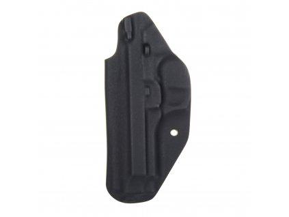 IWB - Beretta 92 FS - vnitřní kydexové pouzdro - plný sweatguard - ns - černá