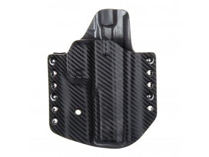 Kydexové pouzdro na zbraň CZ Shadow 2 - vnější, carbon/tmavě šedá