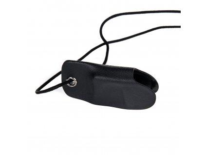 Kydexové pouzdro na zbraň Glock 17/22/31 - Triggerguard, černá