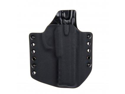 Kydexové pouzdro na zbraň CZ 75 SP-01 Shadow - vnější, černá