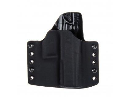 Kydexové pouzdro na zbraň CZ P-07 - vnější, černá