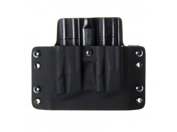Kydexové pouzdro na zásobníky SIG Sauer P320 - vnější, černá/černá