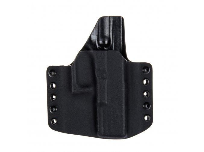 Kydexové pouzdro na zbraň Glock 21 - vnější, černá