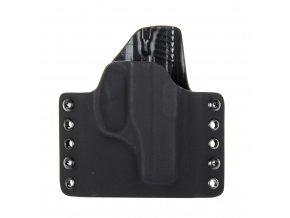 Kydexové pouzdro na zbraň Ruger LCP - vnější, černá
