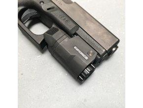 Pistolová podvěsná svítilna Inforce APLc Glock 200 lm