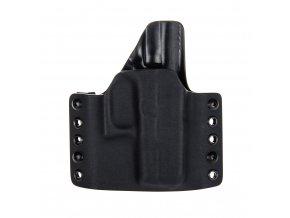 Kydexové pouzdro na zbraň Glock 26/27 - vnější, černá
