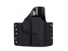 """Kydexové pouzdro na zbraň Springfield XDM 3.8"""" - vnější, černá"""