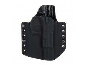 Kydexové pouzdro na zbraň CZ 75 B - vnější, černá