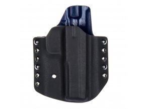 Kydexové pouzdro na zbraň CZ Shadow 2 - vnější, černá/police modrá