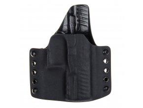 Kydexové pouzdro na zbraň Walther PPQ - vnější, černá