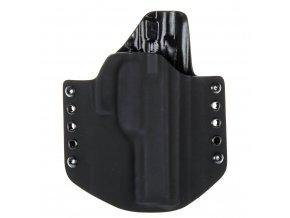 Kydexové pouzdro na zbraň CZ 75 SP-01 Phantom - vnější, černá