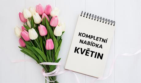 Nabídka květin