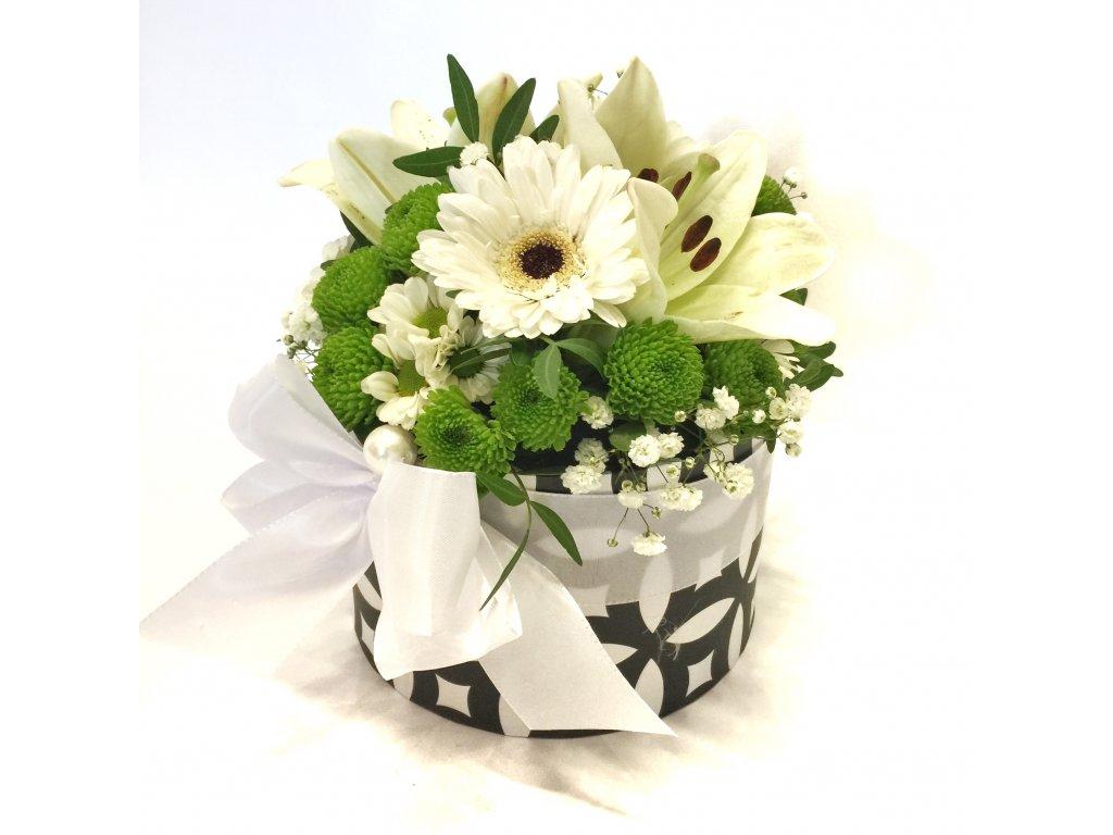 Flowerbox White