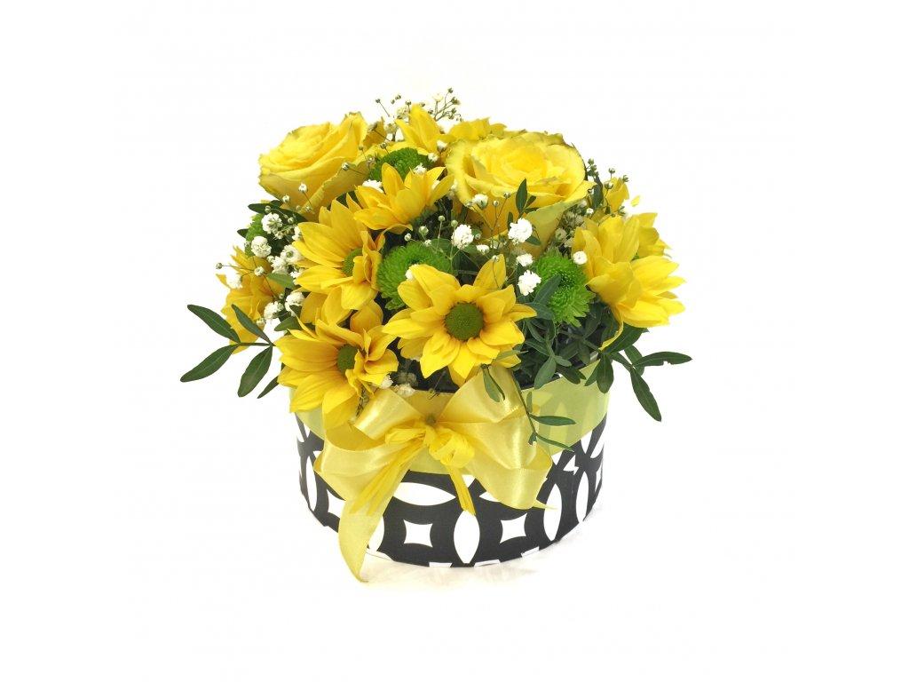 Flowerbox Yellow