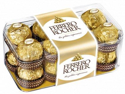 17 Ferrero Rocher 200gr