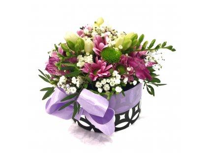 Flowerbox Rose
