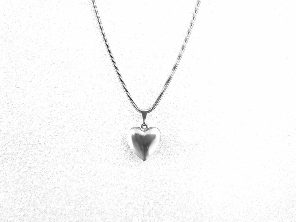 Z lásky Náhrdelník (nerez a chirurgické ocel)1