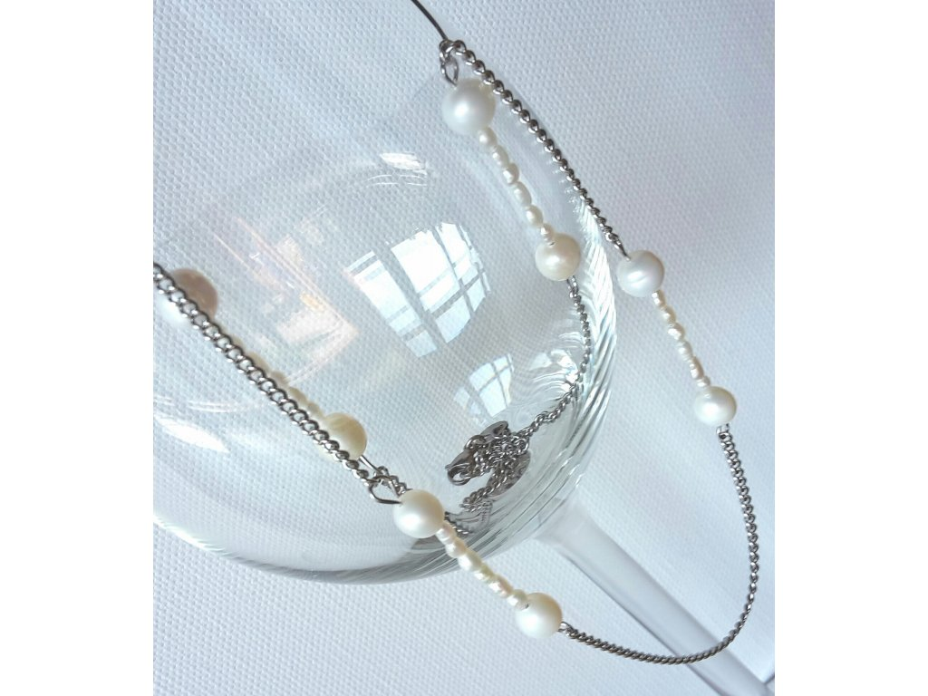 212 nahrdelnik perly v pisku prave perly