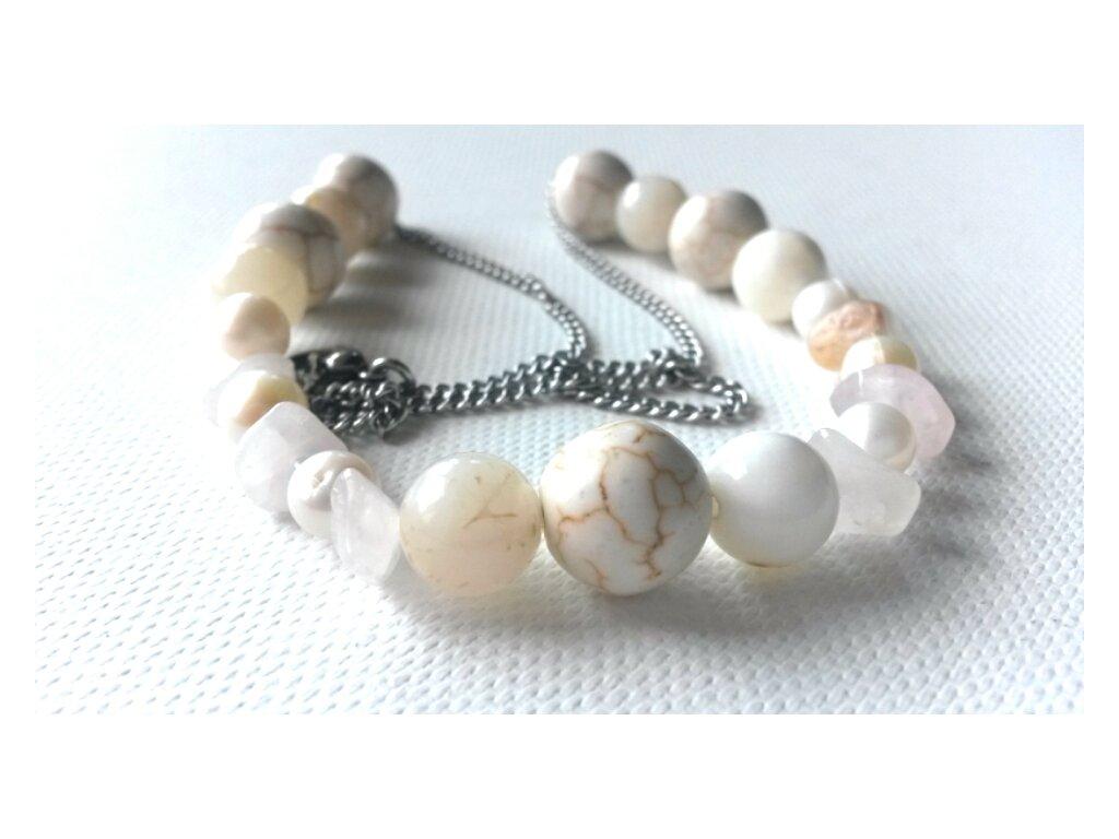 452 nahrdelnik oriela prirodni kameny perly