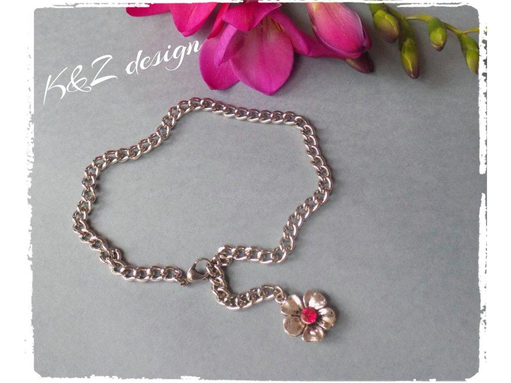 Nákotník Simply var. pink flower