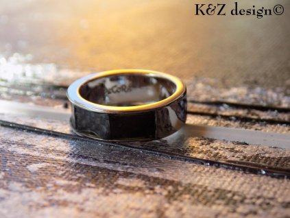 Prsten z kolekce Napoen (Velikost 59-60 (US 9))